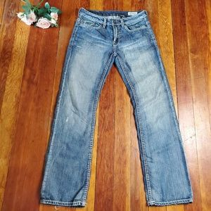 Buffalo David Bitton Jeans Lighwash Deshawn 30x32